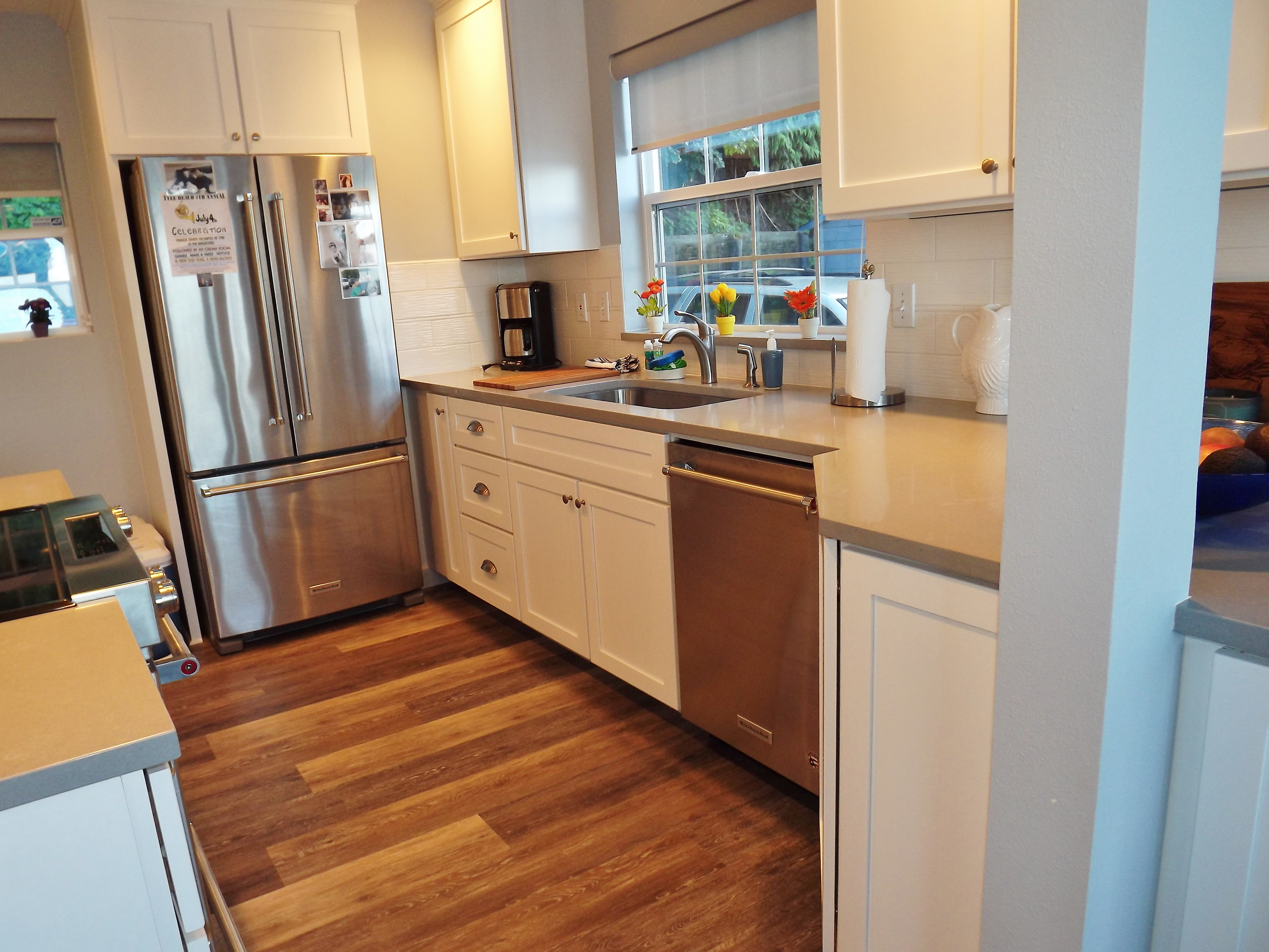 kitchen cabinets camano