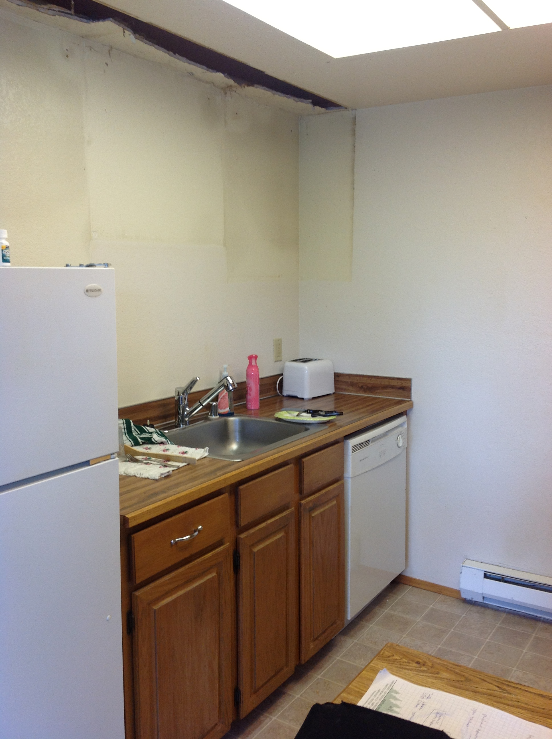Superieur Cabinets Before